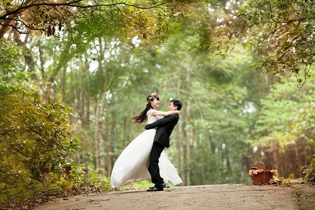 pierwszego tańca weselnego