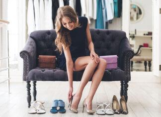 Tajemnice damskiego obuwia