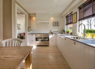 Planowanie stref w kuchni