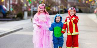 5 pomysłów na przebrania dla dzieci