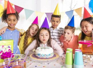 Jak zorganizować przyjęcie urodzinowe dziecku